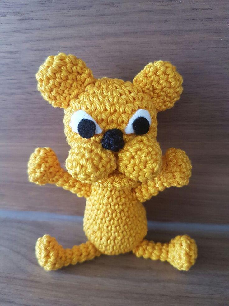30 besten Crochet - Mini/Amigurami Bilder auf Pinterest | Häkeltiere ...