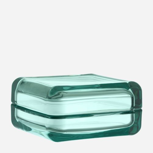 Iittala - Products - Decorating - Vitriini - 108 x 108 mm water green