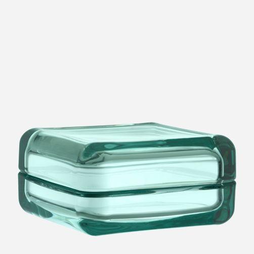 Iittala - Products - Decorating - Vitriini - 108 x 108 mm water green