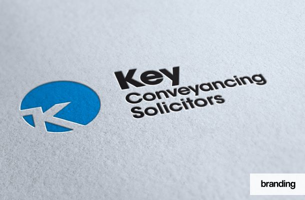 New logo for Key Conveyancing Northampton