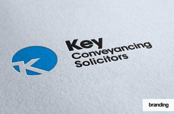 New logo for Key Conveyancing Northampton