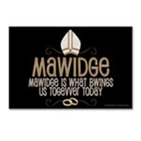 Princess Bride Mawidge Wedding Postcards (Package