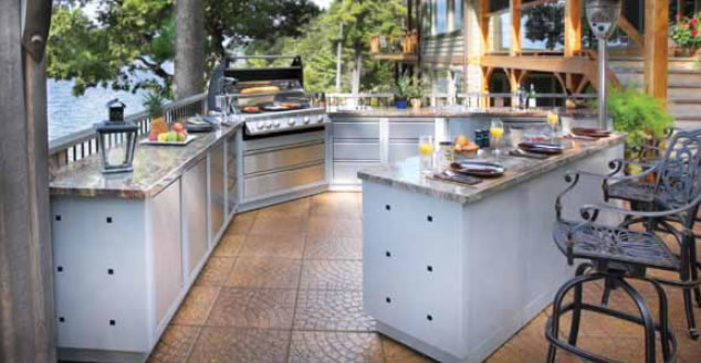 32 best bbq kitchens bbq islands images on pinterest for Barbecue islands for sale