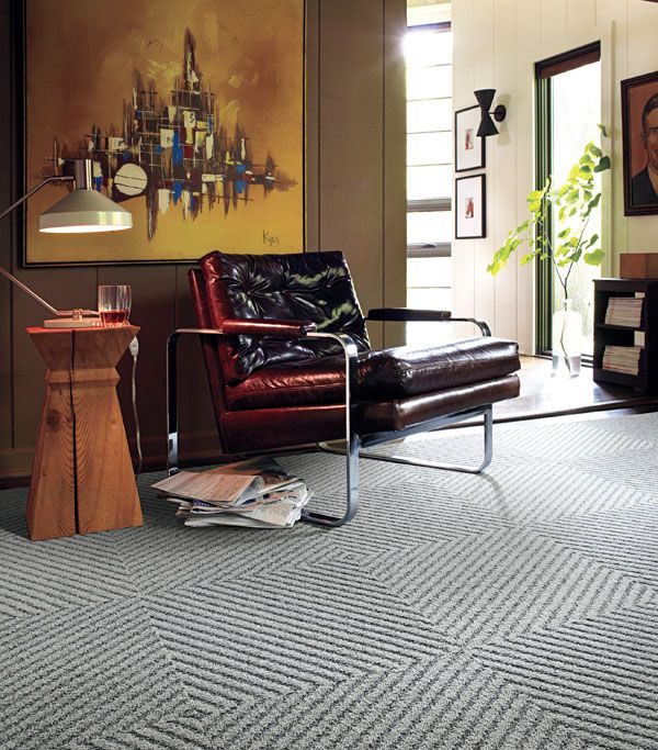 Soft Touch Quartz Carpet Tiles By FLOR