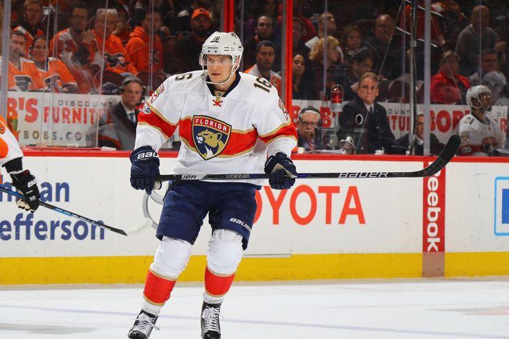 NHL mejores jugadores menores de 25 años para el año 2017: Aleksander Barkov ocupa el Nº 15