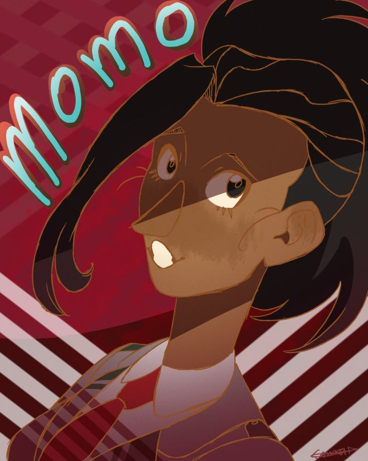 Momo by wolfling12
