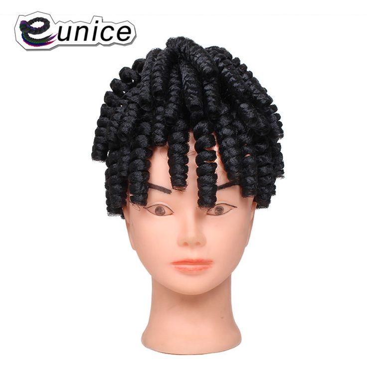 Afro Kinky Curly Weave Synthetic Hair Bundles kanekalon Hair Extensions 3 Piece/1Pack