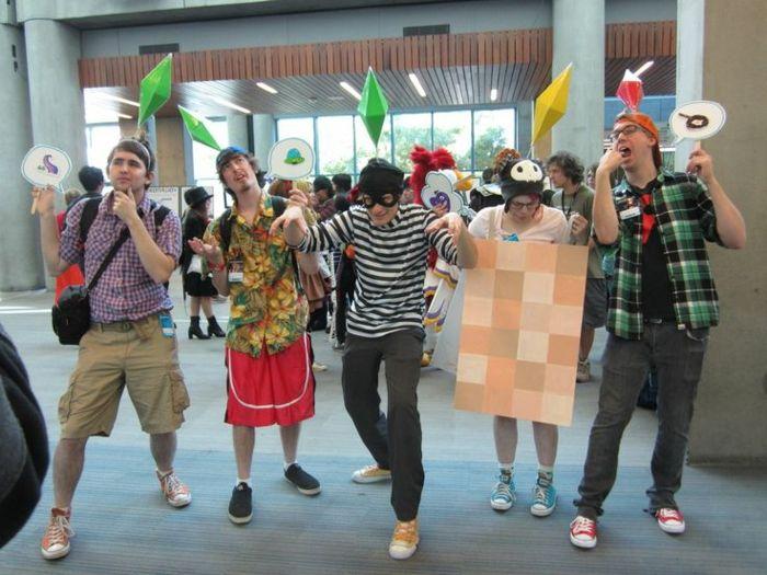 1001 mottoparty ideen zu fr hlichen fasching cosplay kost m kost me karneval fasching - Mottoparty ideen ...