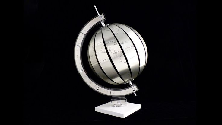 Globus - Incantesimo Design - DECO Salon. Globe will be a great complement to the interior of the cabinet. #businessgift #forhim #giftidea
