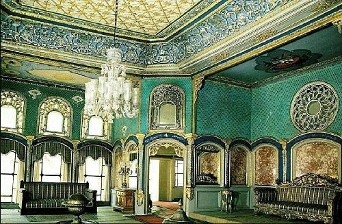 Dolmabahce Palace Istanbul...(4)