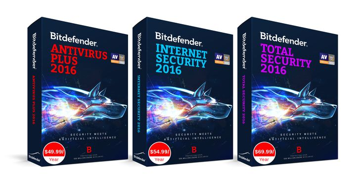 #Bitdefender #Antivirus Protect your #system from Spyware, Trojan, Rootkits & so on. #RansomwareAttack