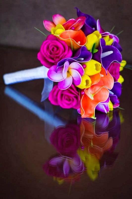 Rainbow / / Wedding Theme: