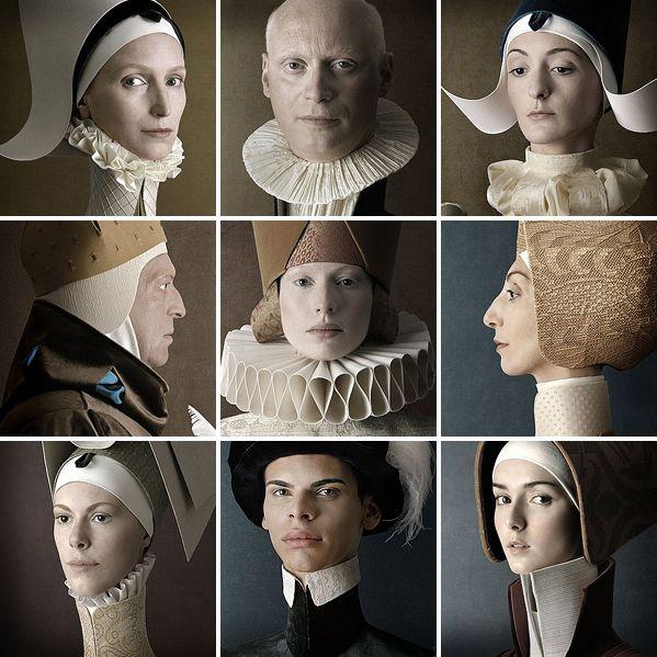 1503 by Christian Tagliavini  Modern twist to renaissance photography
