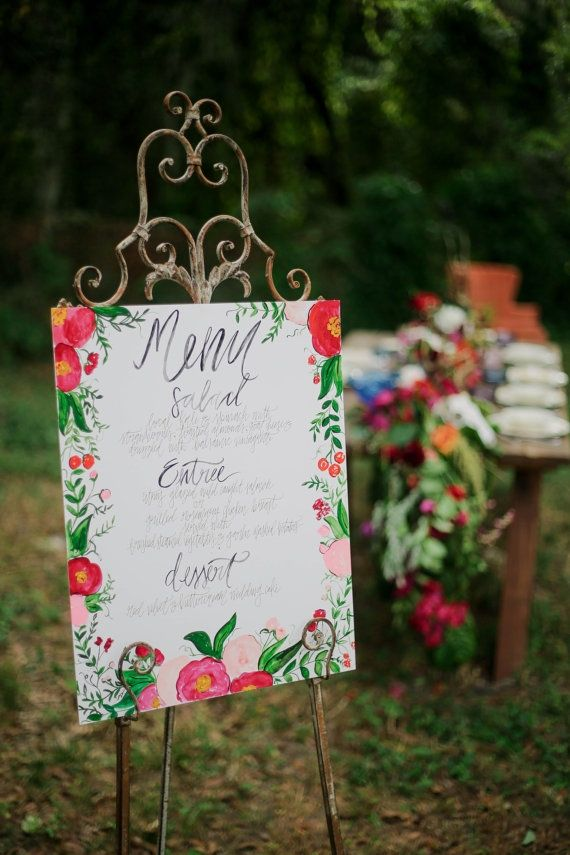 http://boards.styleunveiled.com/pin/38db417df0ff3f93630307983ebb21f8 < Bohemian Inspired | Menu Card