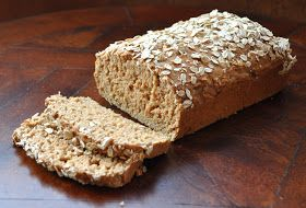 A LA GRAHAM: WHOLE WHEAT HONEY OAT QUICK BREAD- CLEAN EATING