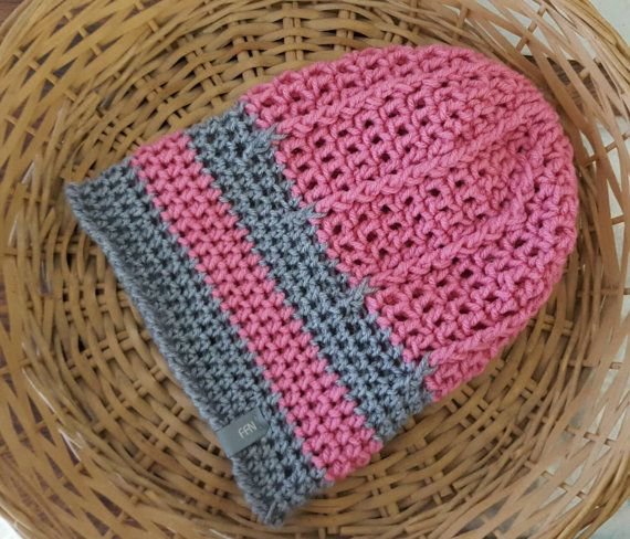 Check out this item in my Etsy shop https://www.etsy.com/ca/listing/255557022/pink-and-grey-mini-slouch