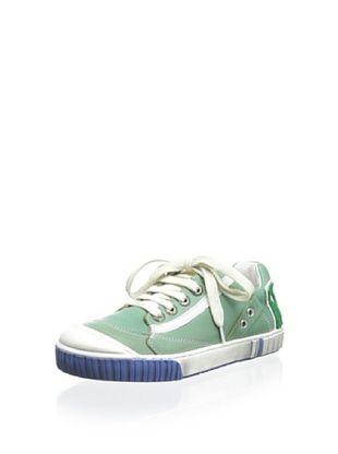 68% OFF Romagnoli Kid's Casual Sneaker (Green)