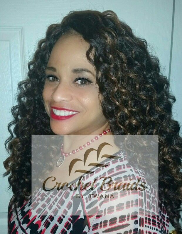 Crochet Hair By Kima : ... kima #rippledeep: Crochetbraid Braids, Curls Crochet, Crochet Braids