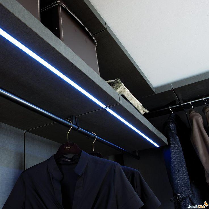 Illuminazione Cabina Armadio 2021