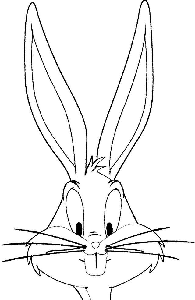 Pretty Picture Of Bugs Bunny Coloring Pages Albanysinsanity Com Bugs Bunny Drawing Bunny Coloring Pages Bugs Bunny Pictures