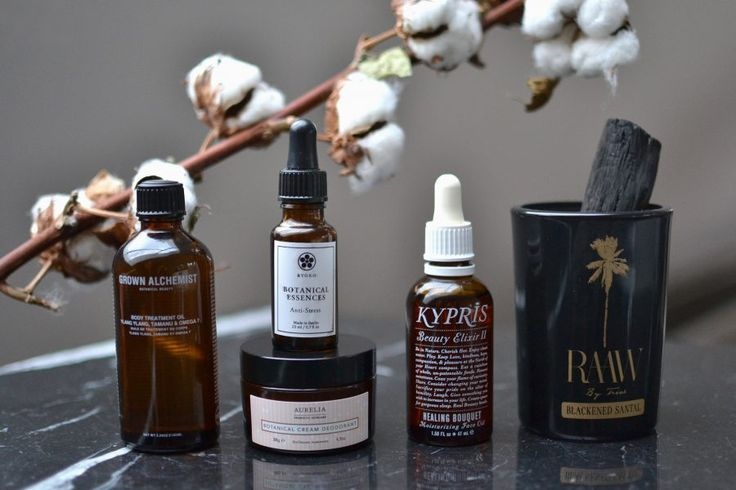 From facial oil to deodorant: Beauty Editor Anna recommends five natural beautifiers that rely on the healing power of essential oils