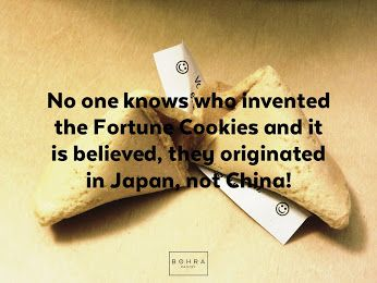 the fortune cookies we look forward to at the end of every chinese meal are based on a japanese cookiesujiura senbei which is sold on the new year for - Chinese New Year 1989
