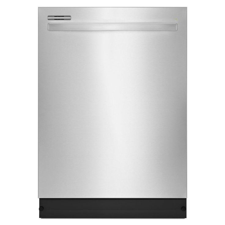 Amana 24 in. Top Control Dishwasher in Stainless Steel-ADB1500ADS - The Home Depot