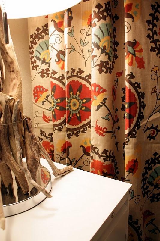 curtains (World Market)