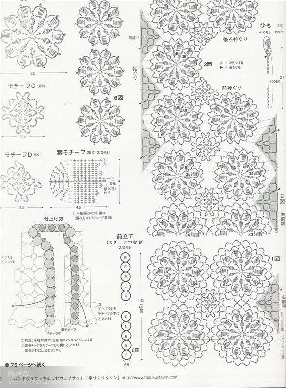 【引用】陈阿姨收藏【拼花美衣】 - 伊莲的日志 - 网易博客
