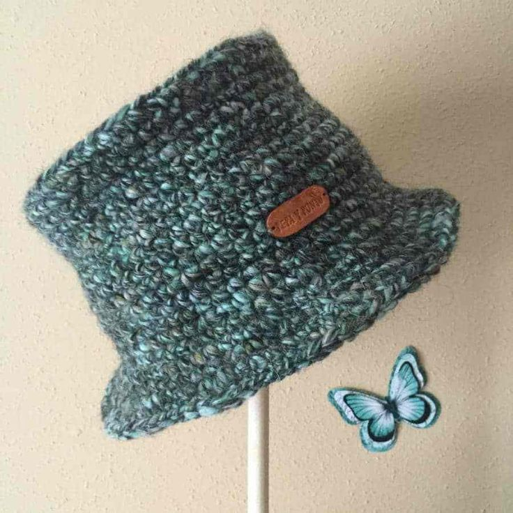102 best crochet gorros y bufandas images on Pinterest | Bufandas ...