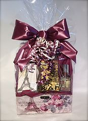 Tokyo Milk French Kiss Gift Basket by Dream Weaver