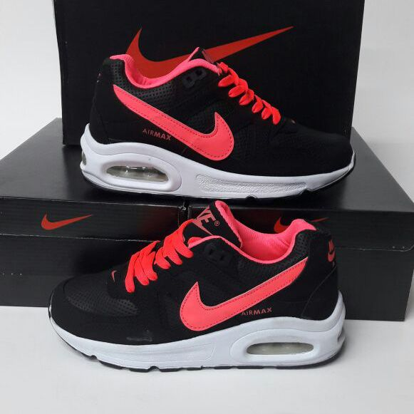 Nike Air Max Command Siyah Fosfor Fuşya Beyaz Renklerde Spor Ayakkabı   WhatsApp Bilgi Hattı ve Sipariş : 0 (541) 2244 541  www.renkliayaklar.net