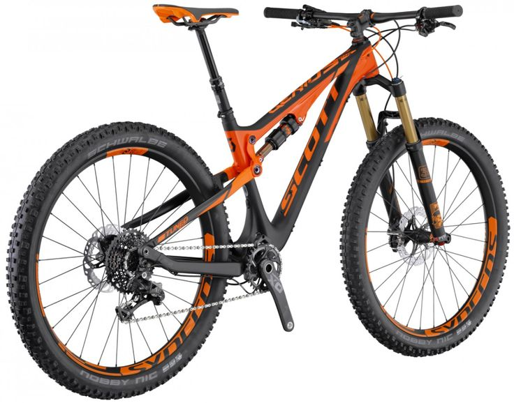 Breaking News: Scott Sports Announces 27.5+ Bikes | Singletracks Mountain Bike News