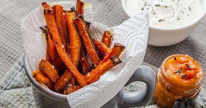 La frite de carotte, ça dépote - Cuisine AZ