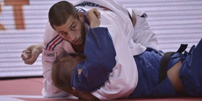 Judo - Grand Slam - Alexandre Iddir est en demi-finales du Tournoi de Paris