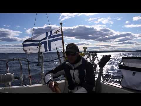 #HR29 sailing in the High Coast of Sweden