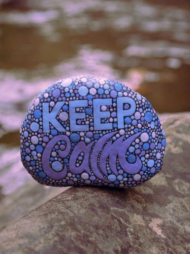 making these rocks would be so cute. I love this...