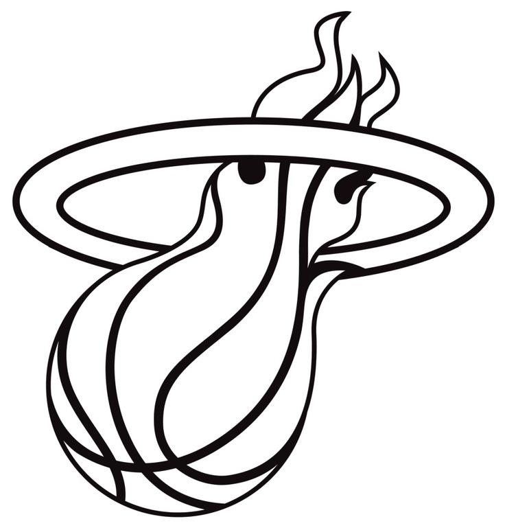 miami heat logo      pinterest com  treypeezy