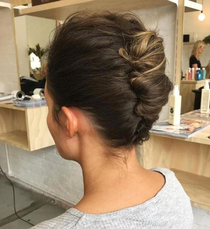 Verschiedene Frisuren Party Updo Frisuren für langes Haar | Abendfrisuren für langes Haar 20190726