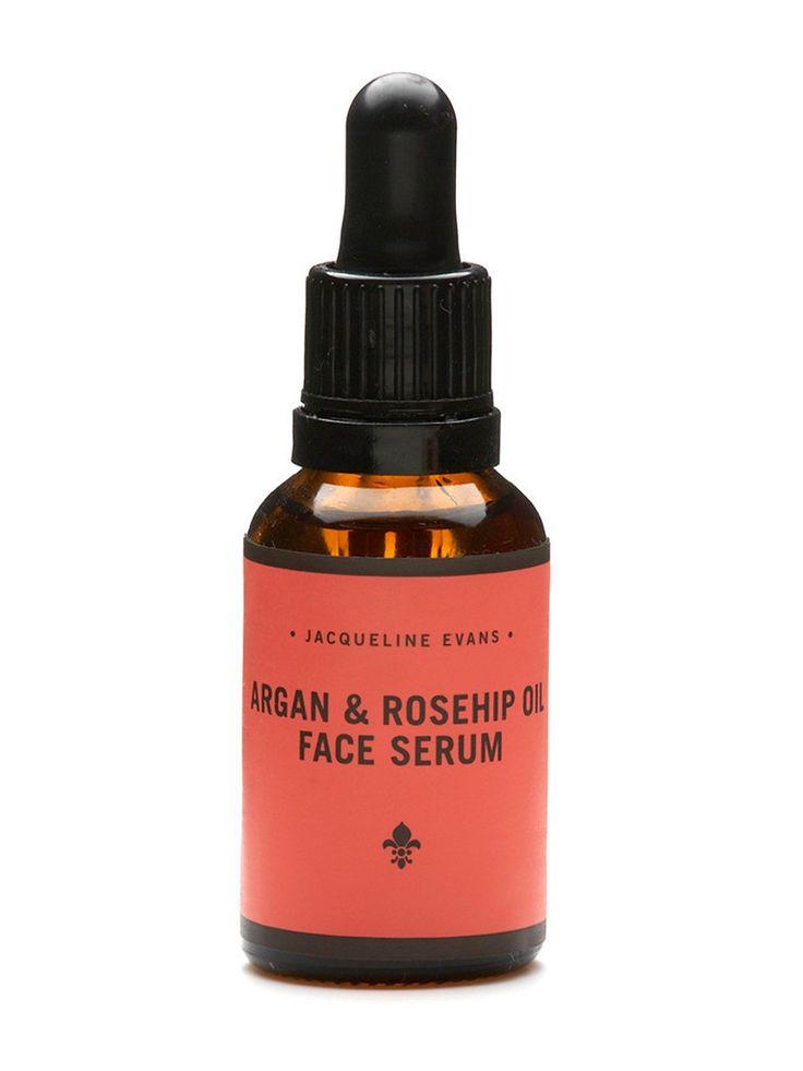 Jacqueline Evans - Argan & Rosehip Oil Face Serum
