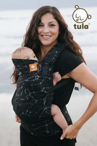 TULA Baby Carriers | Toddler Carriers — (Standard Size) Half Wrap Conversion Tula Baby Carrier - Natibaby Aste