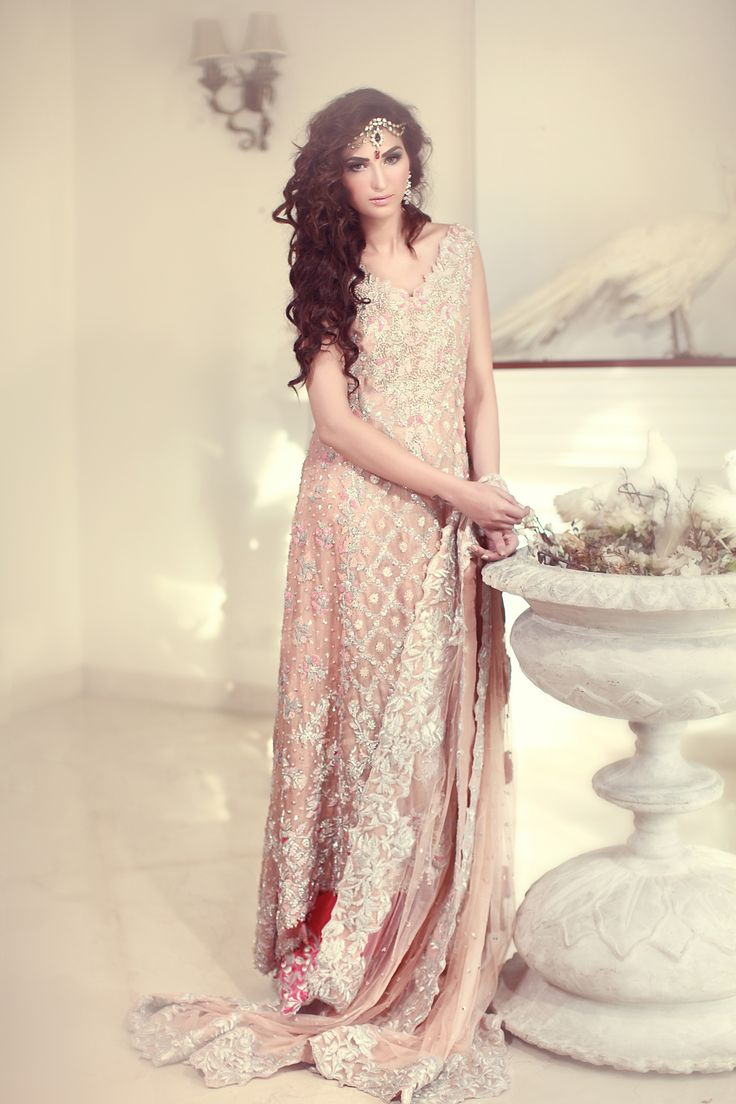 This sensual showstopper in a beautiful pink will bring out the diva in you!  Fairy Dust Bridal Code: B17