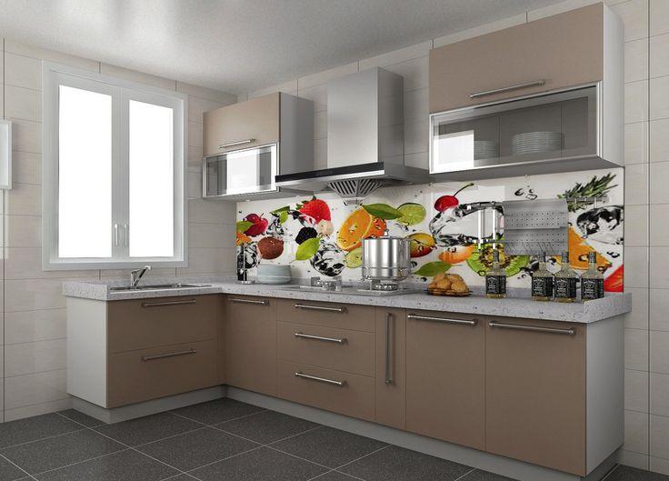 panele szklane- owocowy raj - idelane do każdej kuchni. Zapraszamy - deKEA Polska