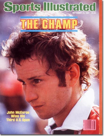 john mcenroe 3rd us open 92181 sports illustrated