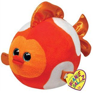 Beanie Ballz Large - Bubbles the Fish by Ty | Toys | chapters.indigo.ca