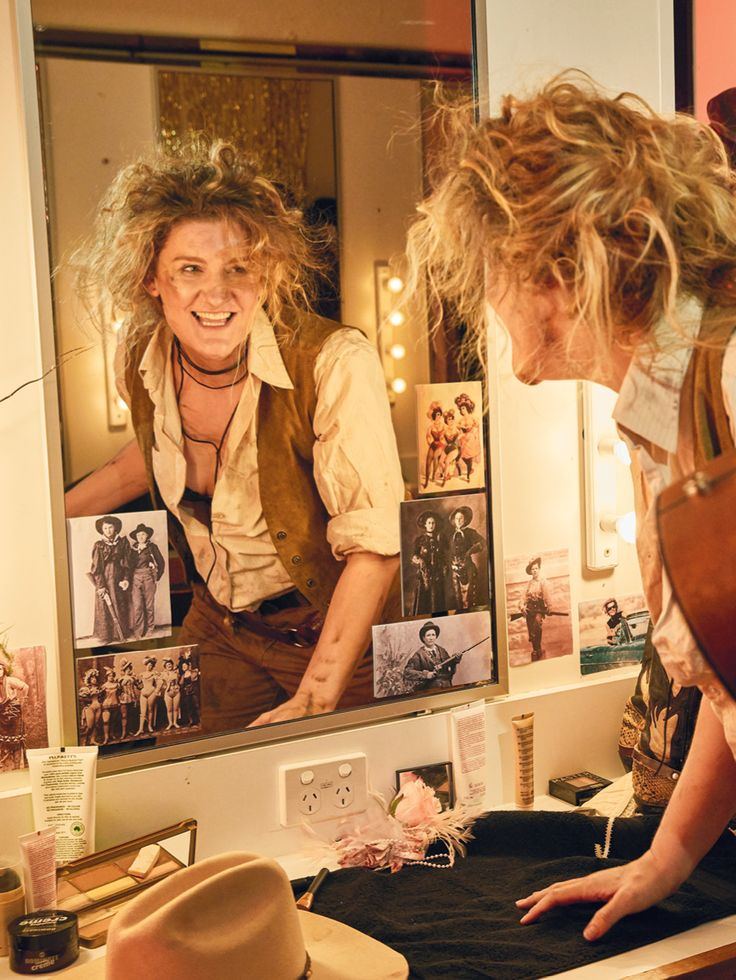 You know Calamity Jane, the old 1950s musical tale of the Wild West and the search for love? Well, it's given a hell of a shake-up in this madcap rendition.