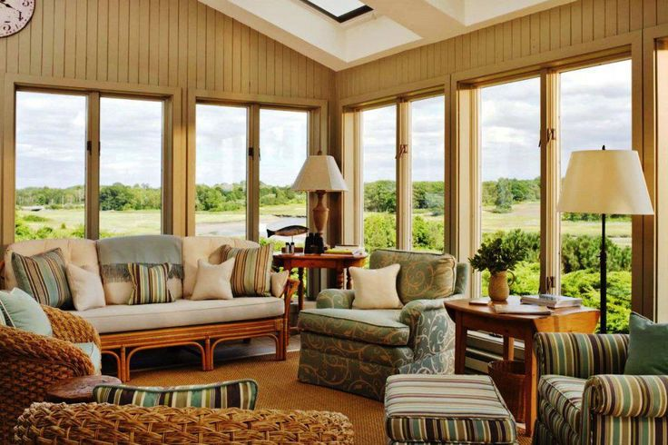 How To Choose Best Sunroom Furniture Ideas