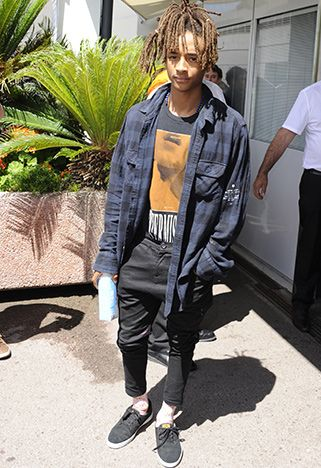 Jaden Smith Outfit April 2017