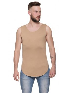 Scoop long tank camel