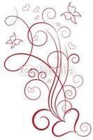 pretty heart tattoos designs - Google Search